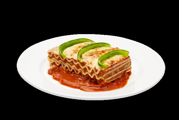 Lasagne gratinée sauce à la viande