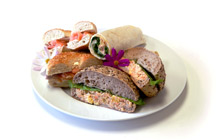 Sandwiches/Salads - caterer Montreal